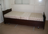 Homecare Motorized Plain Electric Beds